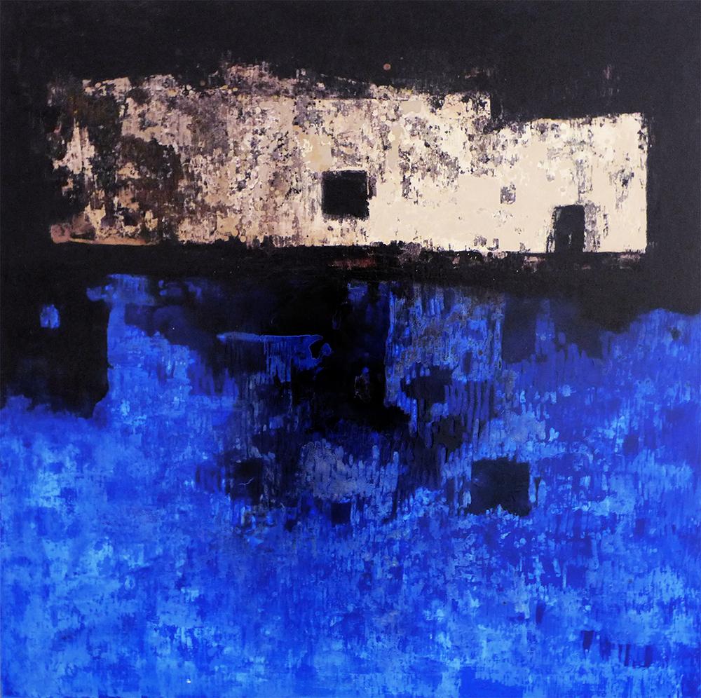 Dins el darrer blau - ALICIA LLABRÉS - ALL 0125