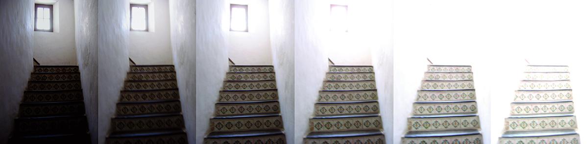 Desnudo bajando la escalera - ALFREDO JAAR - GAJ 01/2012