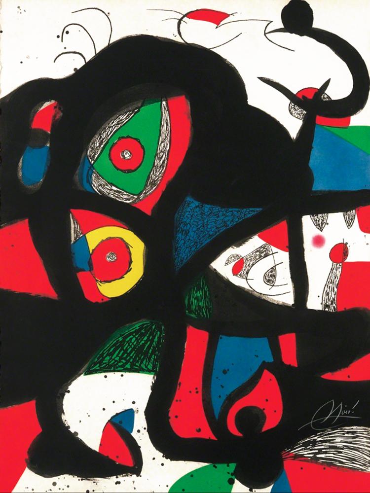 Gargantua - JOAN MIRÓ - MI 0200