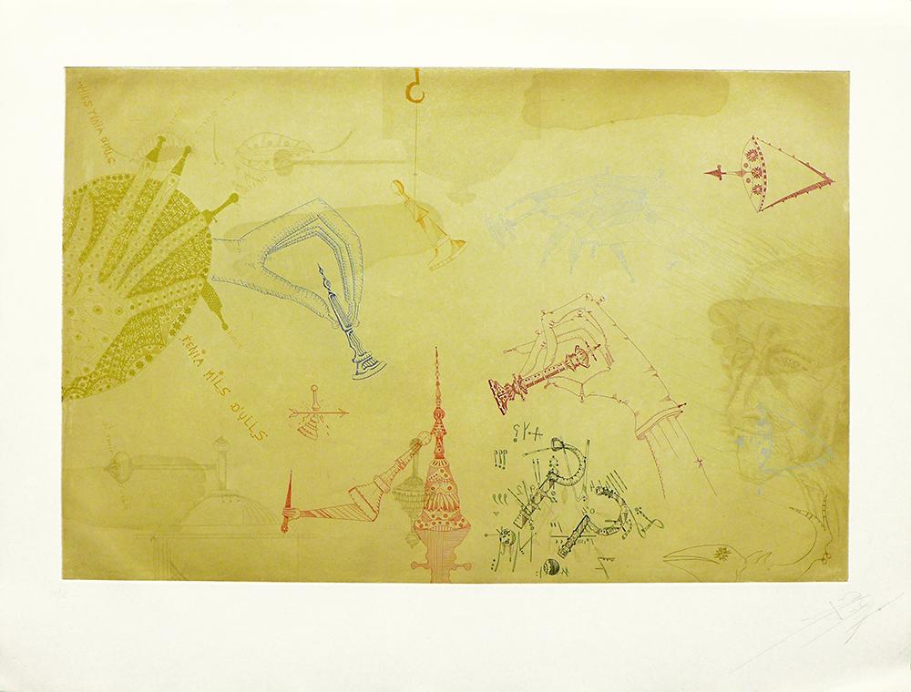 Homenaje a Marcel Duchamp - JOAN PONÇ - JP 0004