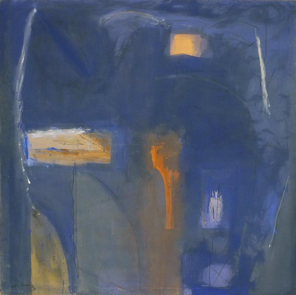 Blau Antic - ALBERT RÀFOLS-CASAMADA - RC 0048